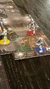Doom the Board Game Mini Gun