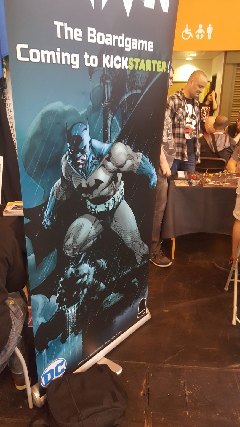 Batman the Boardgame banner