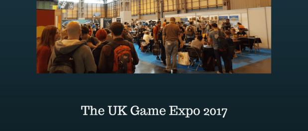 UK Game Expo 2017