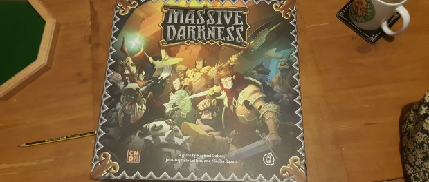 Spawn more overlords...Massive Darkness has an Overlord that looks like a starcraft overlord