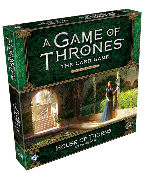 House of Thorns - Deluxe Expansion for Game of Thrones Card Game V2