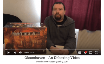 Gloomhaven - An Unboxing Video
