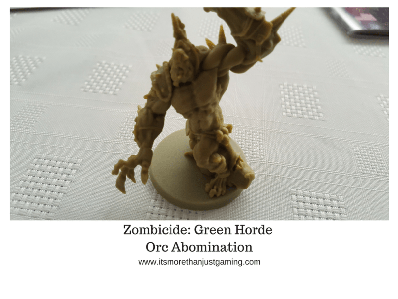 Zombicide_ Green Horde Orc Abomination