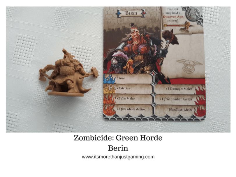 Zombicide_ Green HordeBerin