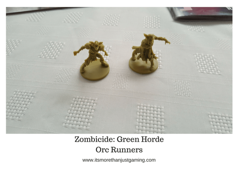 Zombicide_ Green HordeOrc Runners