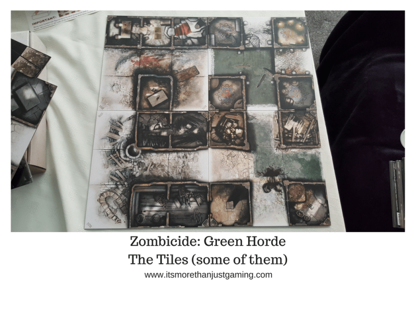 Zombicide_ Green HordeThe Tiles (some of them)