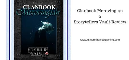 Clanbook Merovingian