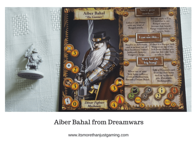 Aiber Bahal from Dreamwars
