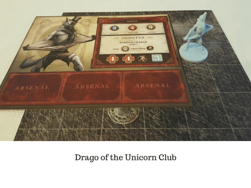 Drago of the Unicorn Club