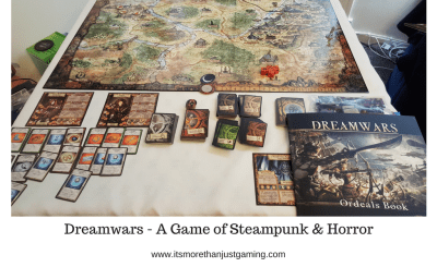 Dreamwars - A Game of Steampunk & Horror