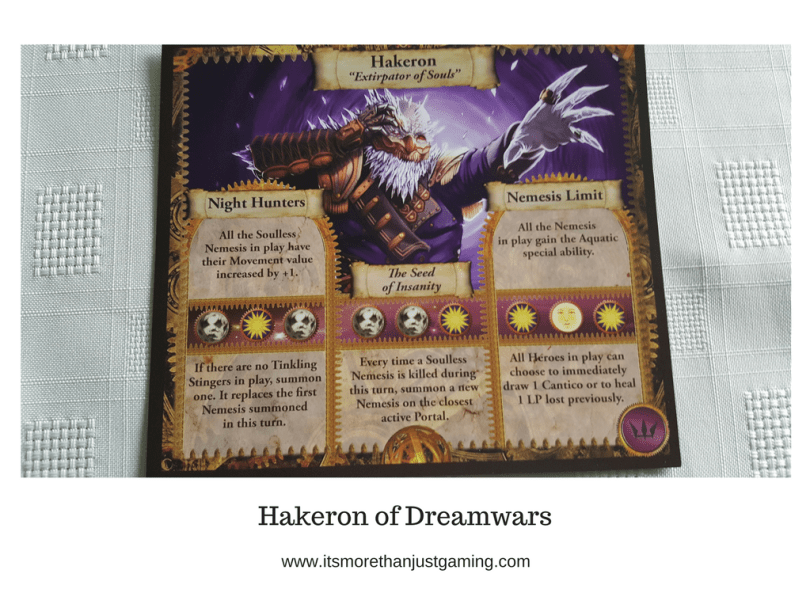 Hakeron of Dreamwars