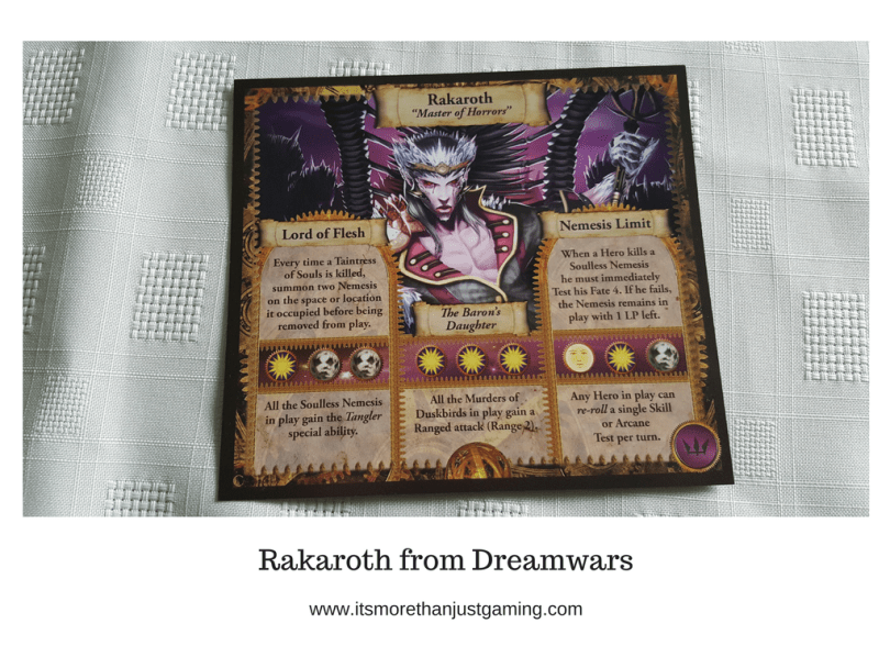 Rakaroth from Dreamwars