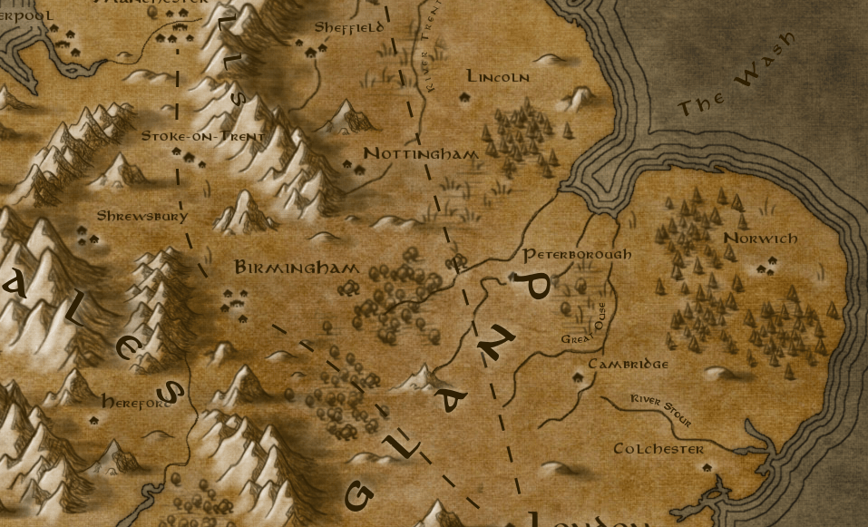 The Games Master's Toolkit: To Map or not to Map