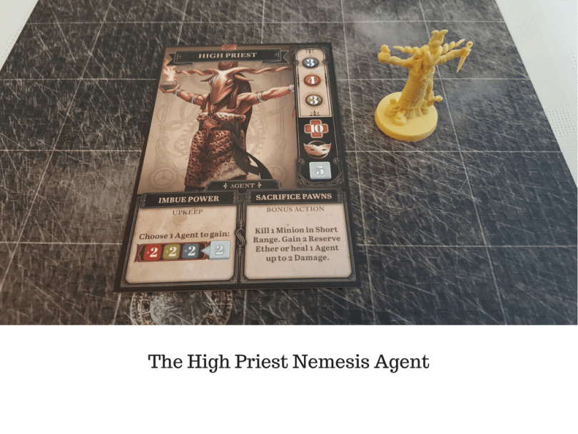 The High Priest Nemesis Agent