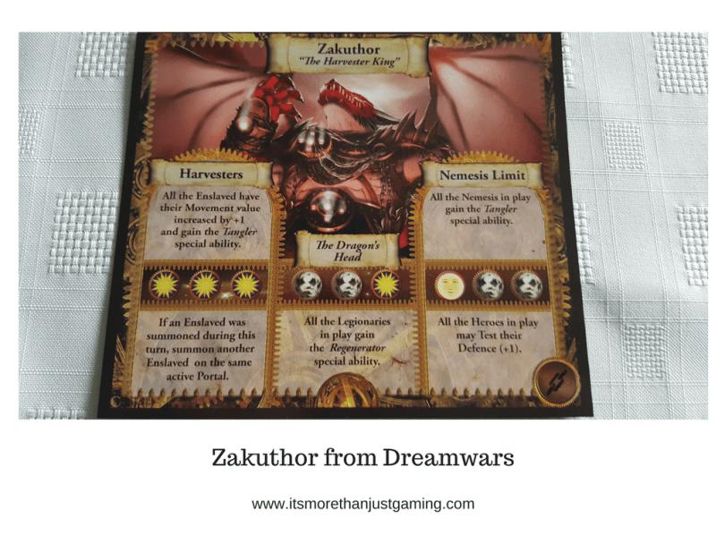 Zakuthor from Dreamwars