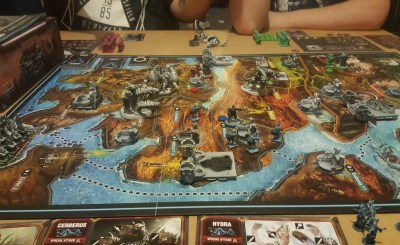Lords of Hellas Turn One