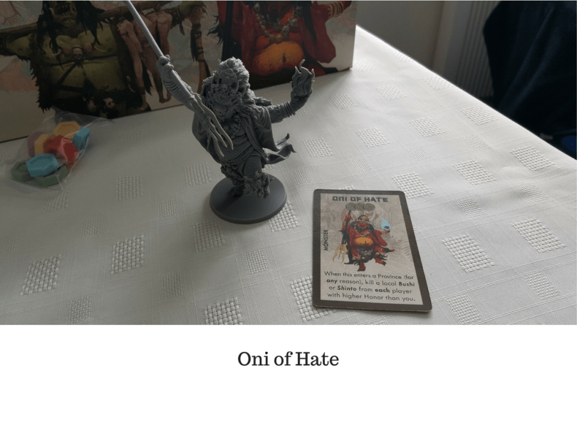 Oni of Hate