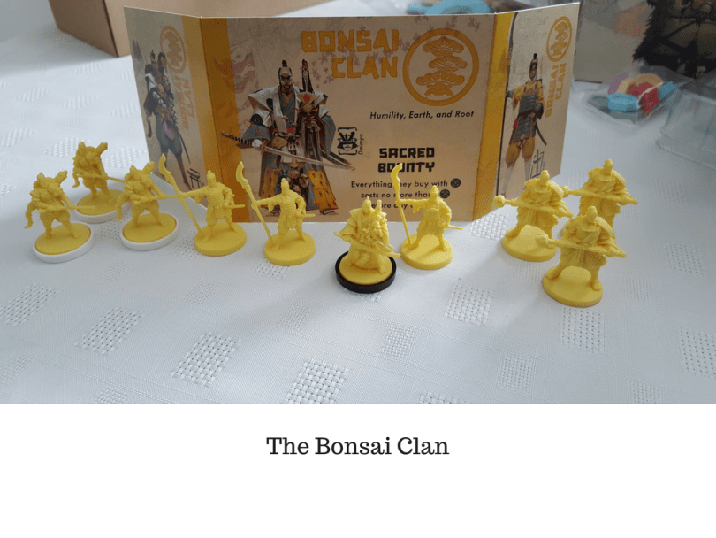 The Bonsai Clan