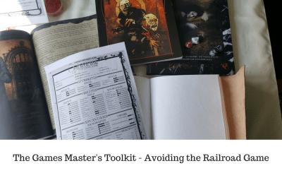 avoiding the railroad game