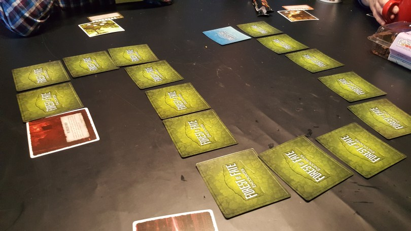 Forest of Fate game start