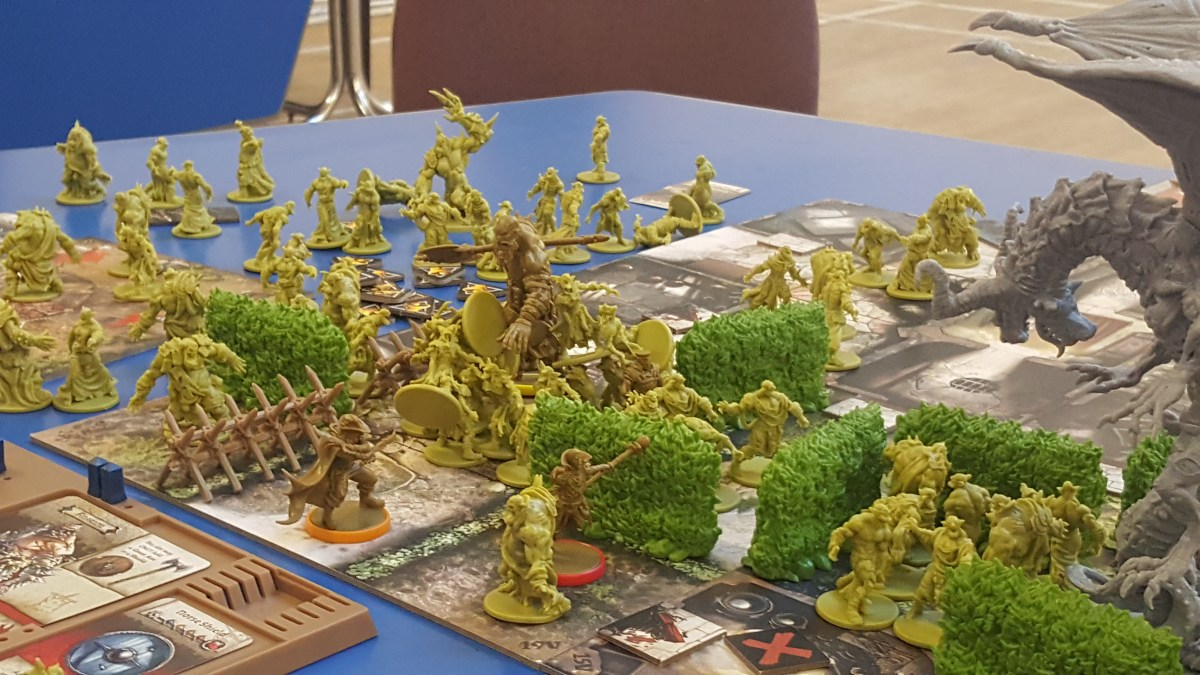 Zombicide: Green Horde - First Play