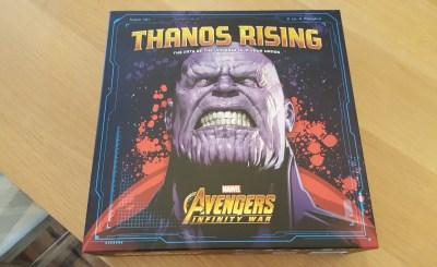 Thanos Rising Box
