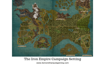 Iron Empire Campaign Setting
