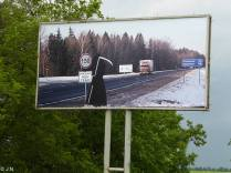 Death is waiting on Transnistrian roads