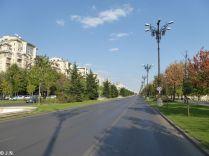Bucharest - Bulevardul Unirii