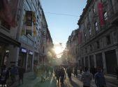 Istiklal Street from Taksim
