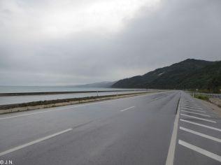 On the way to Samsun