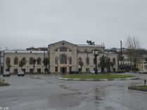 Ozurgeti train station