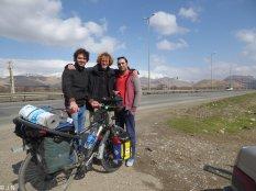 Good-bye, my friends from Kermanshah