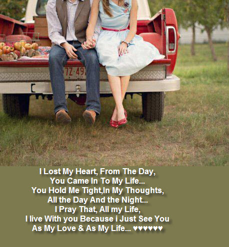 Most Beautiful Romantic Love Quotes Picture Of Couple Itsmyideas