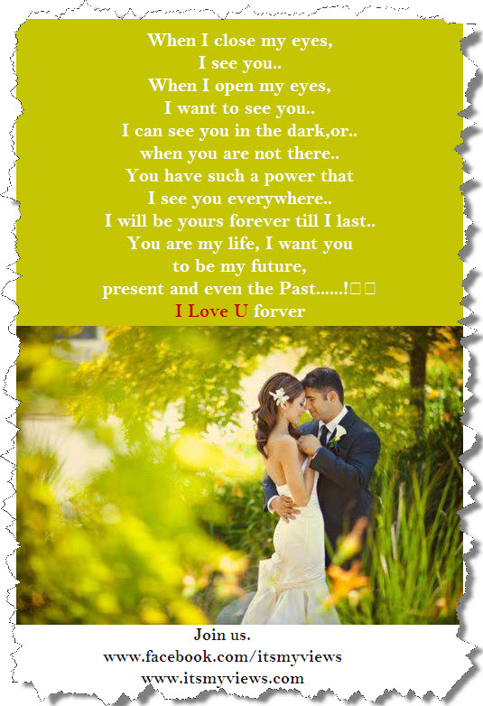 Romantic Wallpapers With Love Quotes