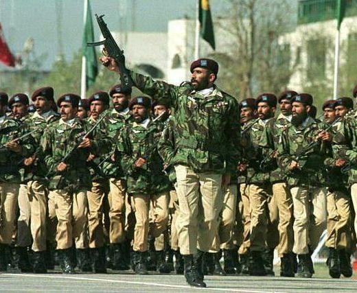 Latest Pakistan Army SSG Commando Wallpaper2013