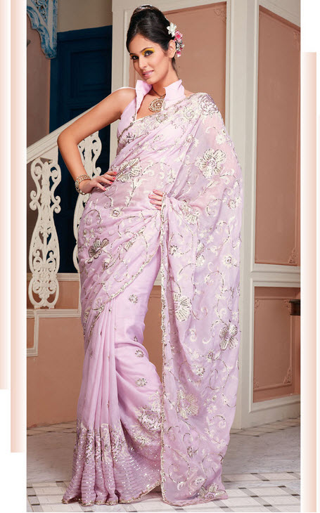 pink-color-indian-saree-collection-2012-2013