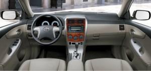 new-Toyota-Corolla-2013-Interior-in Pakistan india Dubai picture