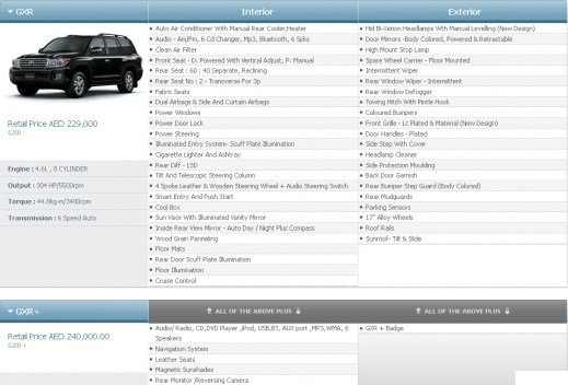 2013-Land-Cruiser-EXR-GXR-Price-Engine-Specifications