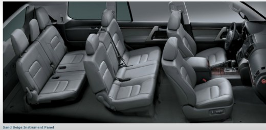 Land-Cruiser2013-Interior-Sand-beige-Leather images