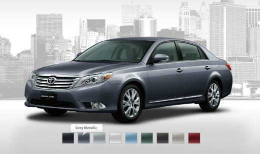 Latest-2013 Toyota-Avalon-Car-Model-Review