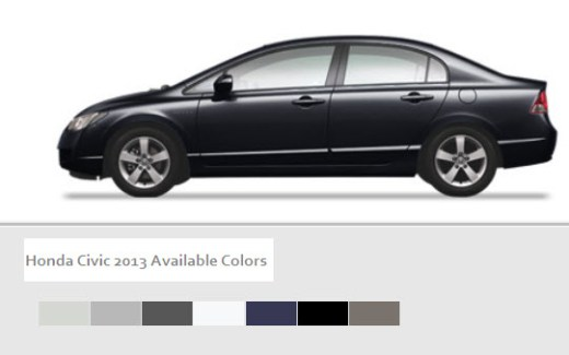 Latest-Honda-Civic-2013-most-liked-Colors