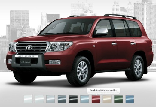 Latest-Land-Cruiser-Model-2013 available color in dubai