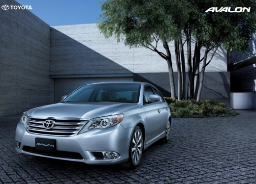 Latest-ToyotaAvalonn review and technical specs