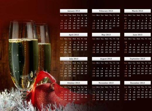 beautiful-2013 calendar beautiful HD widescreen wallpapers
