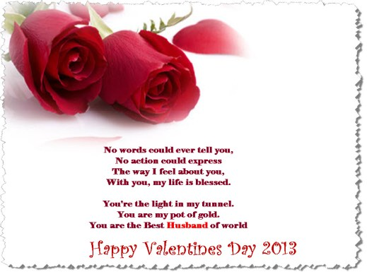valentine-day-2013-Peom-message for husband picture