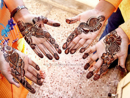 Simple-easy-Mehndi-Designs-For-girls-2013-2014
