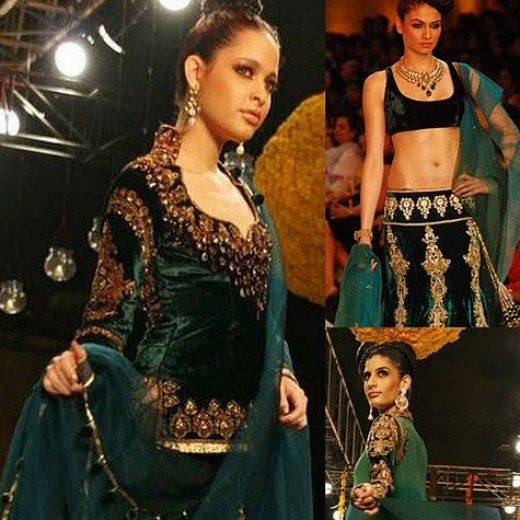 latest 2013 Manish-Malhotra Collection with price