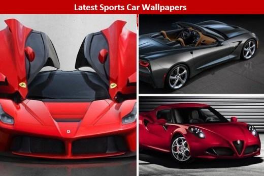 Latest-HD-widescreen-Sports-Car wallpaper 2013 2014