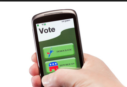 vote-by-smartphone-in-USA